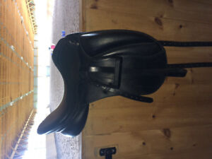 PDS™ Carl Hester Showtime XCH Dressage Saddle For sale