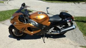 Hayabusa GSX1300R with all the riding gears - $7000 Price drop