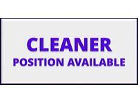 FULL/PT CLEANERS NEEDED ASAP - FAREHAM/GOSPORT/PORTSMOUTH/SOUTHAMPTON