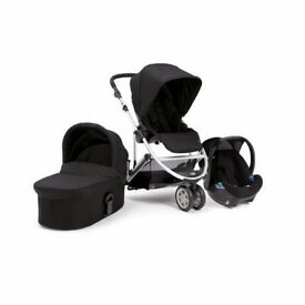 3 in 1 pushchair