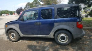 Honda element parting out