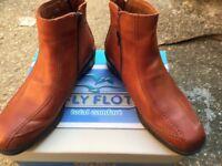 Fly FlotAnkle Boots