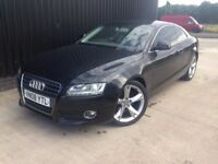 2008 audi a5 sport 1 years mot 1 month warranty