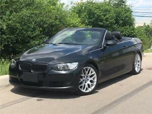 2009 BMW 3 Series 328i Convertible **ACCIDENT FREE** 6 SPEED!