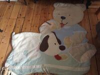 Winnie the Pooh fabric rug