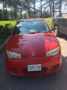 2006 Saturn Ion Redline Supercharged