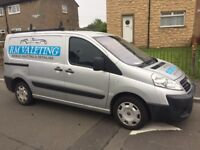 Fiat Scudo 1.6 HDI 2008 Fully equipped valeting van