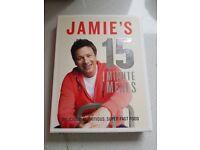 Various celebrity cookbooks - £5 each