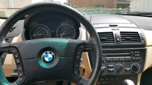 BMW X3 2005 with 2 years warranty on engine, trans, & electronic