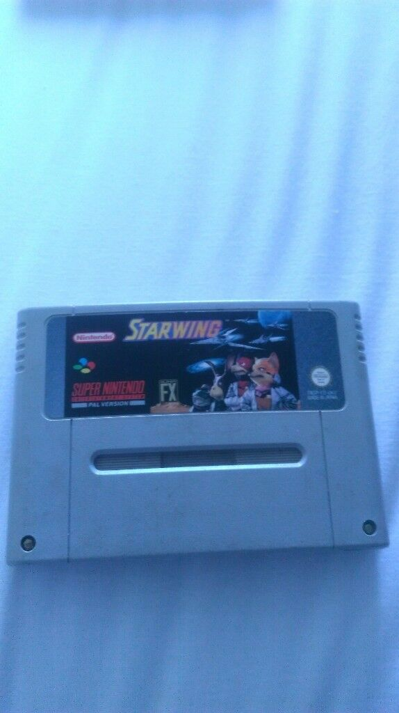 Starwing for snes