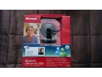 Webcam. By Microsoft.
