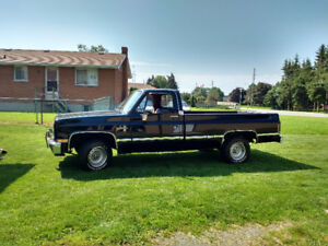 81 Chev Great Condition