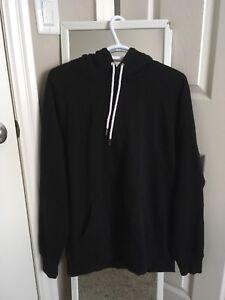 Bluenotes black hoodie size L