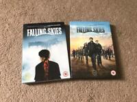 Falling Skies series 1 & 2
