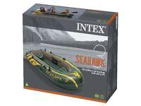 Intex Seahawk 3 inflatable Boat