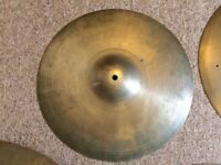 "Vintage 18"" Super Zyn Crash Cymbal - £80"