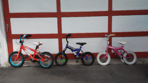 Games, toys, bicycles for kids and adults, double stroller