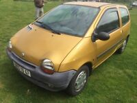 RENAULT TWINGO 1.2 AUTO, AUTOMATIC, LHD, FRANCE plates, ideal export,left hand drive