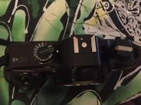 Yashica 108 Multi Program Camera Body