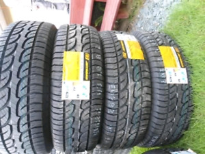 GREAT DEAL ! 265 70 17 , 10 PLY TIRES ALL SEASON