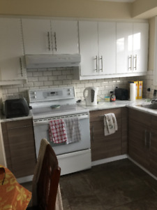 Recently Renovated 2 bedroom apartment