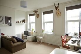 Short term sublet for October / November : Bright and airy 1 bed flat in Dalston, Hackney.