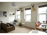 Short term sublet for November : Bright and airy 1 bed flat in Dalston, Hackney.