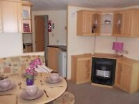 BARGAIN STATIC CARAVAN FOR SALE AT WHITLEY BAY HOLIDAY PARK SITE FEES INCL