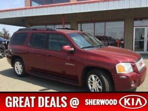 2006 GMC Envoy XL 4WD DENALI XL Rear DVD,  Leather,  3rd Row,  B
