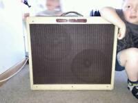 Fender Blues Deville 212 USA Blonde/Oxblood