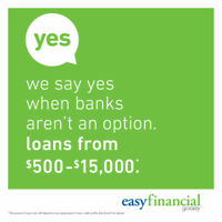 Loans $500 - $15,000 - Rebuild Your Credit