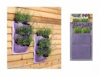 Brand New Burgon & Ball Vertical Planter x 2