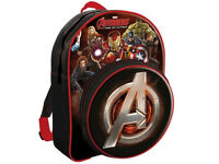 childrens avengers back pack new never used