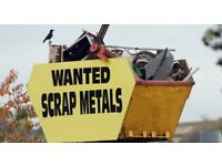 Scrap metal wanted & collected free