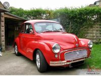 "1958 Morris Minor Hot Rod ""Borris the morris"" One Of a Kind"