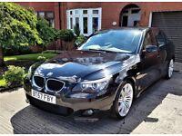 BMW 5 Series 2.0 520d M Sport 4dr 2007 57