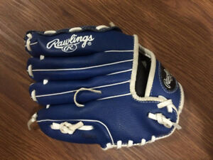 Base ball glove and Cleats