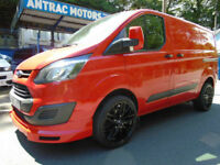 Ford Transit Custom 2.2TDCi ( 125PS ) 330 L1H1ALLOYS AND SPOILERS