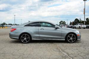 2011 Mercedes-Benz E350 Coupe+mint condition+no accident