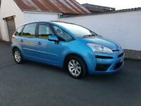 C4 picasso 5 vtr+ hdi fully serviced and a years mot low miles