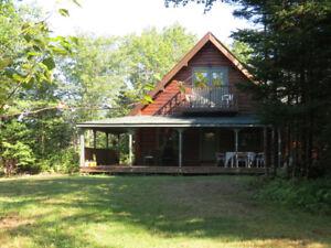 Log Home Nr. Upper Musquodoboit
