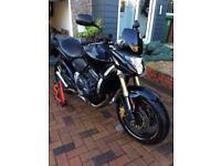 Honda hornet 600cc motorcycle