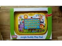 Little Tikes Buddy Play Pad BRAND NEW