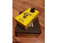 MXR Micro Chorus M148 guitar effects pedal