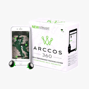 Arccos Golf Perforance travking system GPS