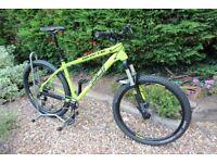 2016 Whyte 901 hardtail mountain bike - Large