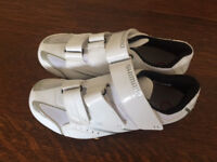 Shimano Ladies cleated cycling shoes size 4