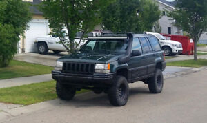 *LIFTED**1998 JEEP Grand Cherokee, Tidy, NO RUST + UPGRADES