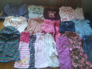 Girls 2, 2T lot