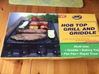 Hob top grill